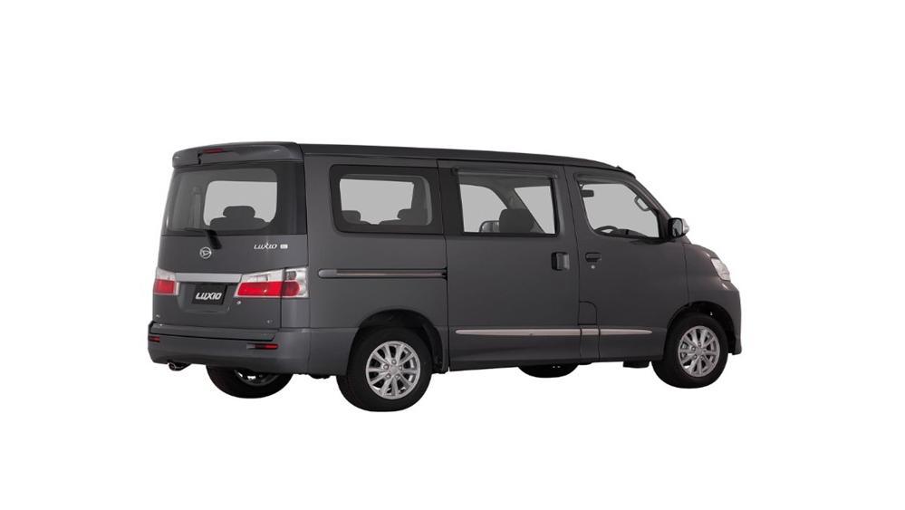 Daihatsu Luxio 2019 Exterior 004