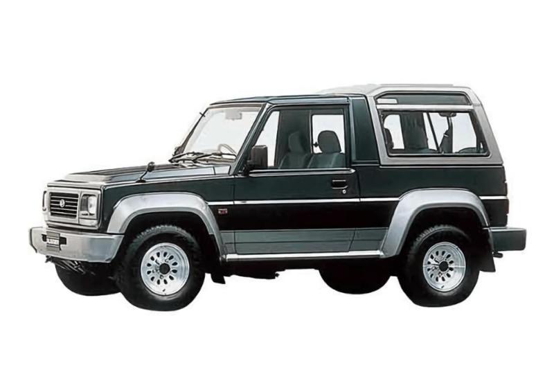 Setelah Daihatsu Rocky 2021, Daihatsu akan Siapkan SUV baru pesaing Suzuki Jimny 02