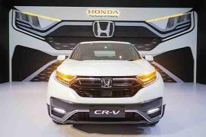 HPM Luncurkan Honda CR-V 2021 Facelift, Harga Naik Rp20 Jutaan plus Honda SENSING