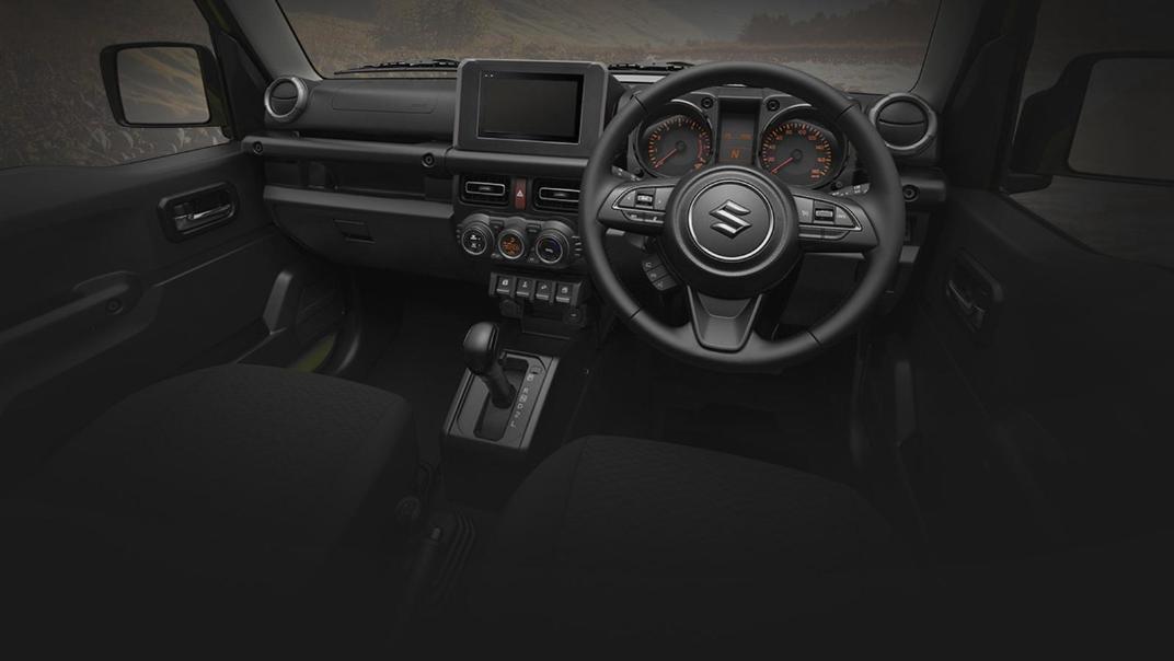 Suzuki Jimny 2019 Interior 001
