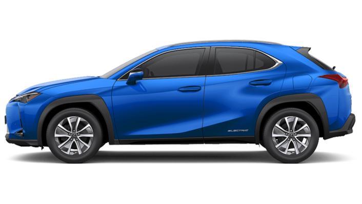 2021 Lexus UX 300e Exterior 008