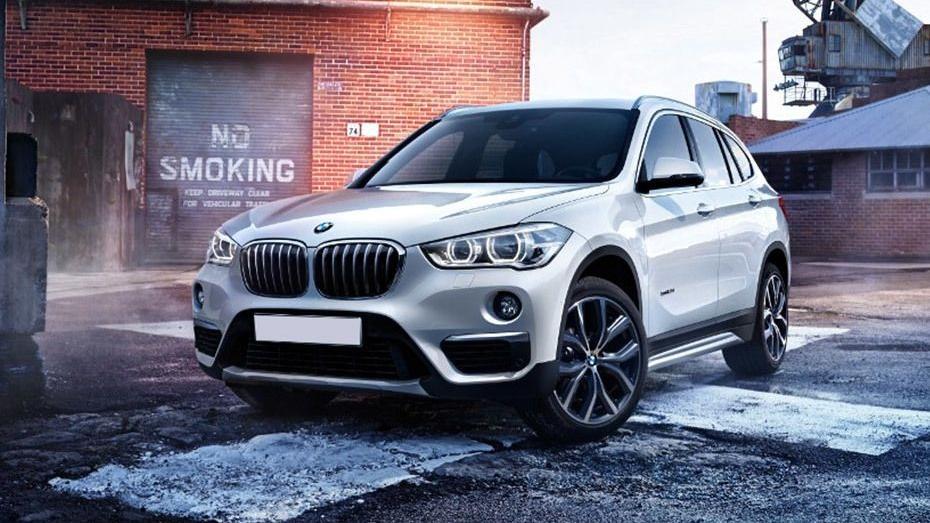 BMW X1 2019 2019 Exterior 001