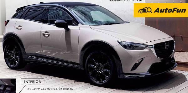 Bocoran Mazda CX-3 Facelift 2021: Ada Tipe Baru dan Pakai Mesin Diesel 01