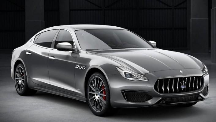 Maserati Quattroporte 2019 Exterior 010