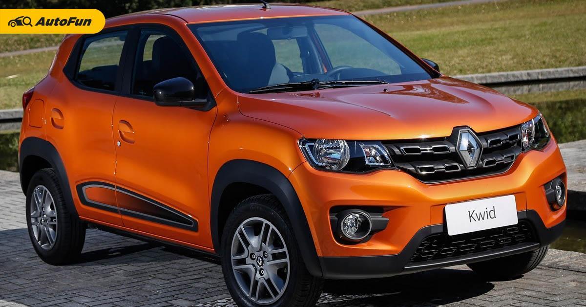 Renault Kwid 2020: SUV Eropa Harga Asia 01