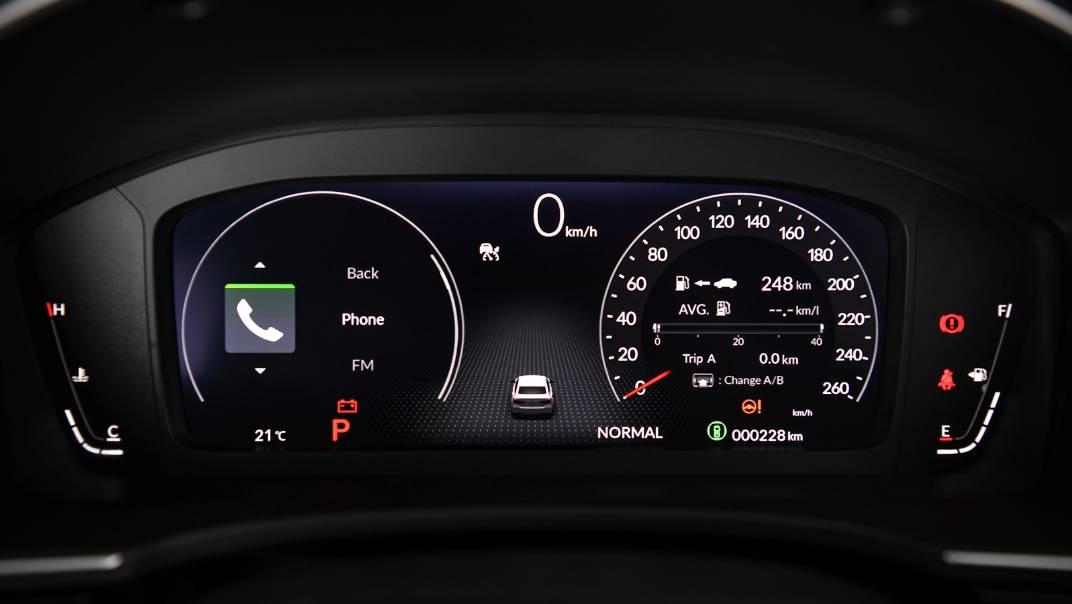 2022 Honda Civic Upcoming Version Interior 035
