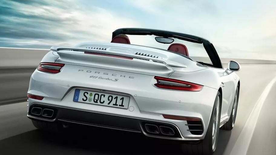 Porsche 911 2019 Exterior 034