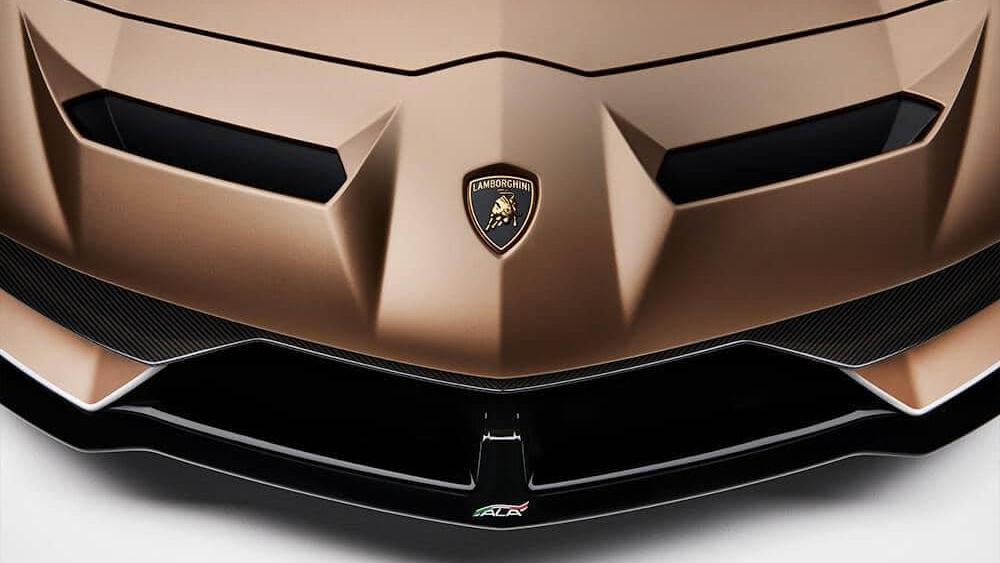 Lamborghini Aventador 2019 Exterior 008