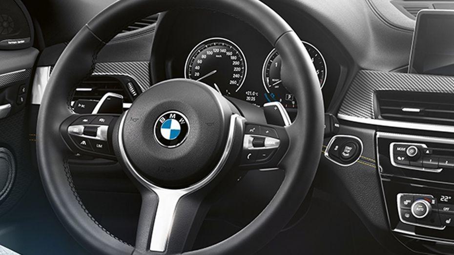BMW X2 2019 Interior 002