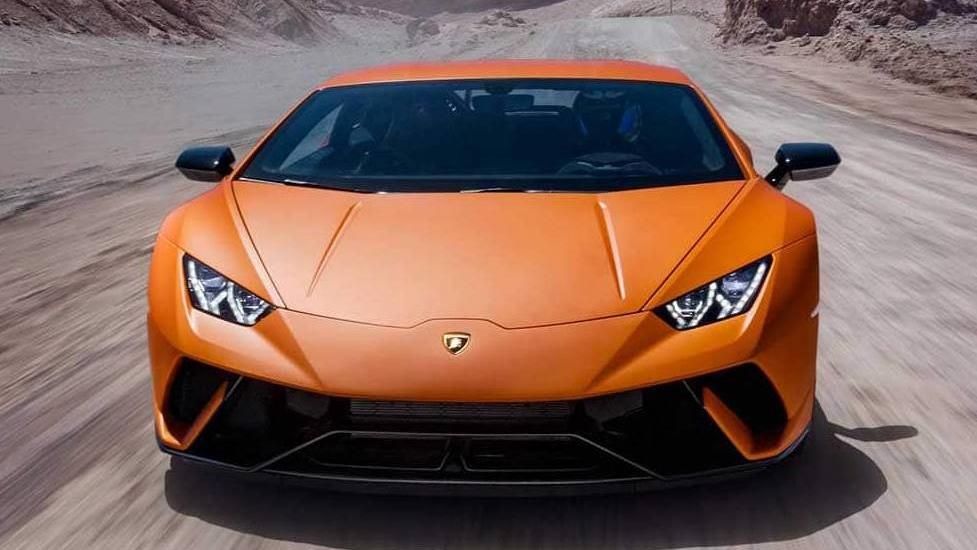 Lamborghini Huracan 2019 Exterior 044