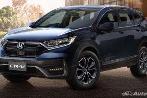 Pajak Honda CRV Tahun 2021 Terbaru di Indonesia
