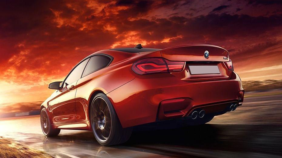 BMW M4 Coupe 2019 Exterior 005
