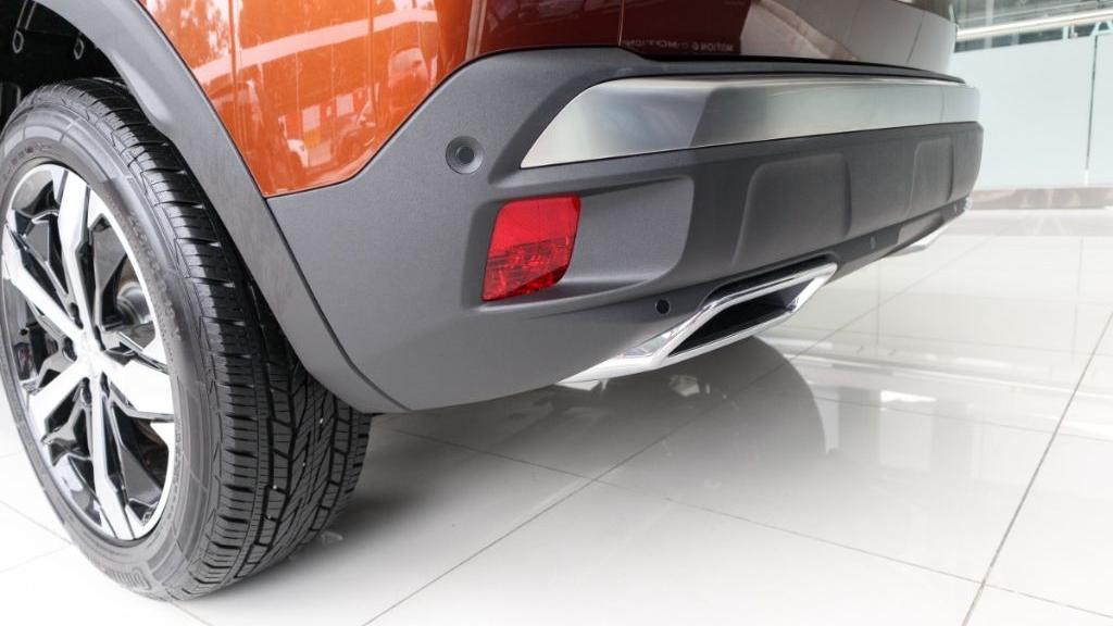 Peugeot 3008 2019 Exterior 016
