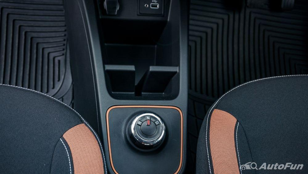 Renault Kwid 2019 Interior 030