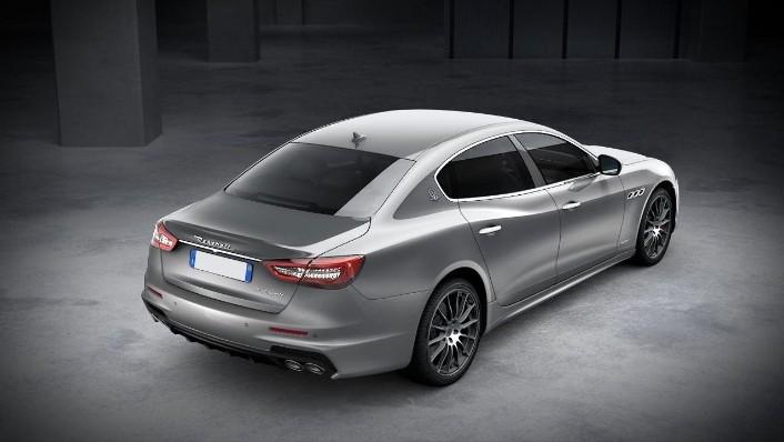 Maserati Quattroporte 2019 Exterior 002