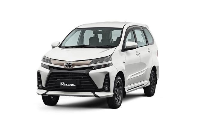 Toyota Avanza Veloz 2019 Exterior 001