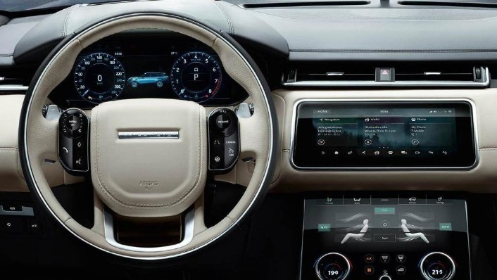 Land Rover Range Rover Velar 2019 Interior 005