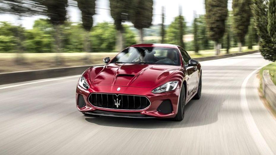 Maserati Granturismo 2019 Exterior 002