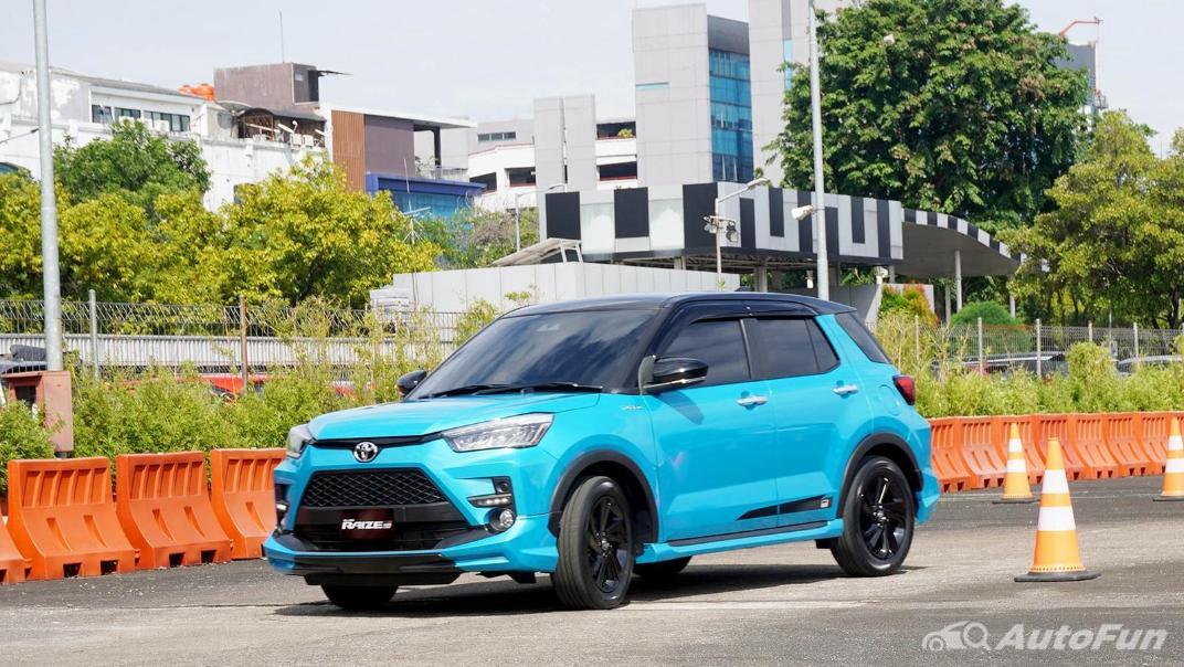 2021 Toyota Raize Exterior 006
