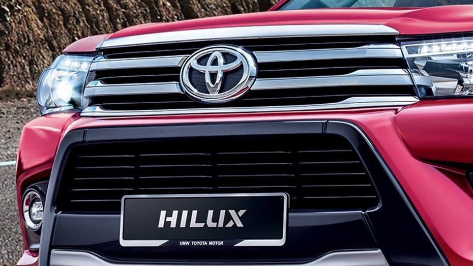 Toyota Hilux 2019 Exterior 031