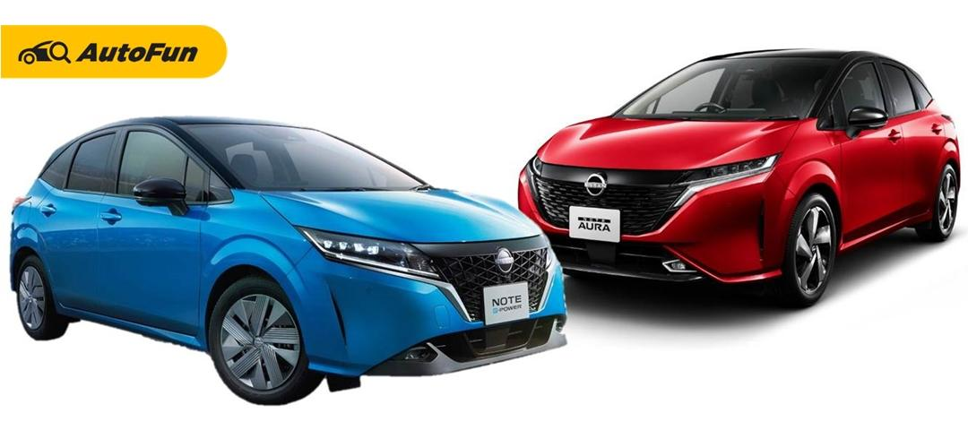 Usai LEAF, Nissan Note e-Power dan Note Aura Juga Siap Masuk Indonesia! 01