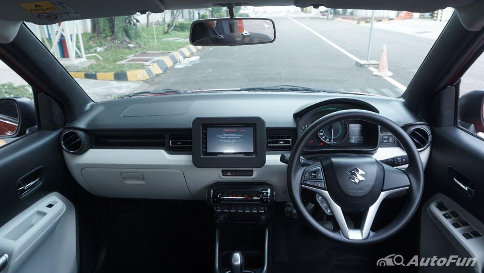 Suzuki Ignis GX AGS Interior 002