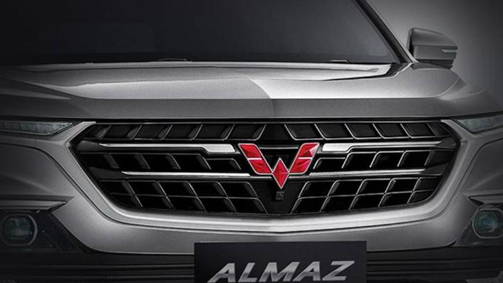 Wuling Almaz 2019 Exterior 003