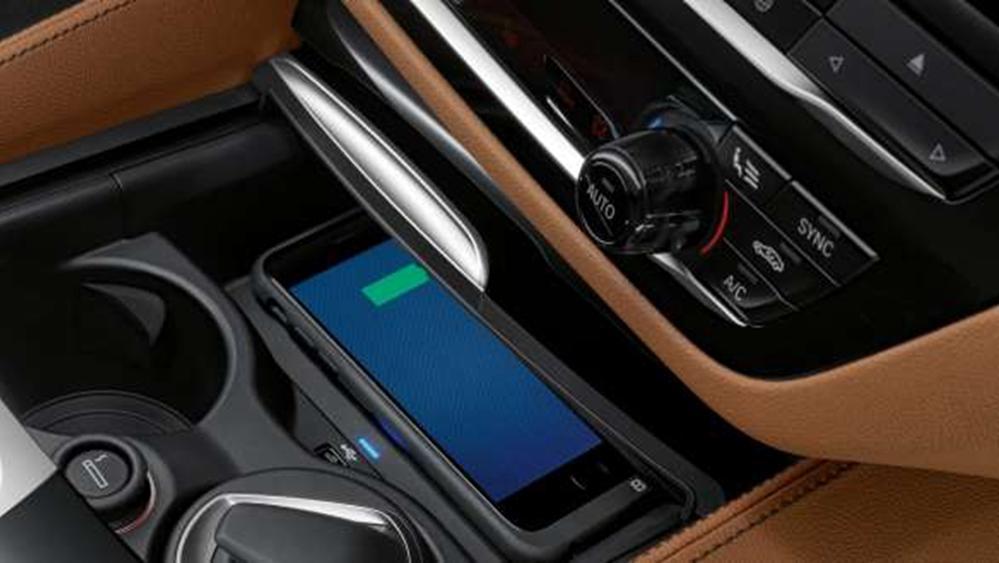 BMW 6 Series Gran Turismo 2019 Interior 005