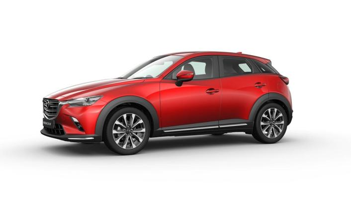 Mazda CX 3 2019 Exterior 010