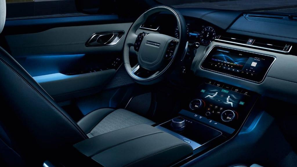 Land Rover Range Rover Velar 2019 Interior 001
