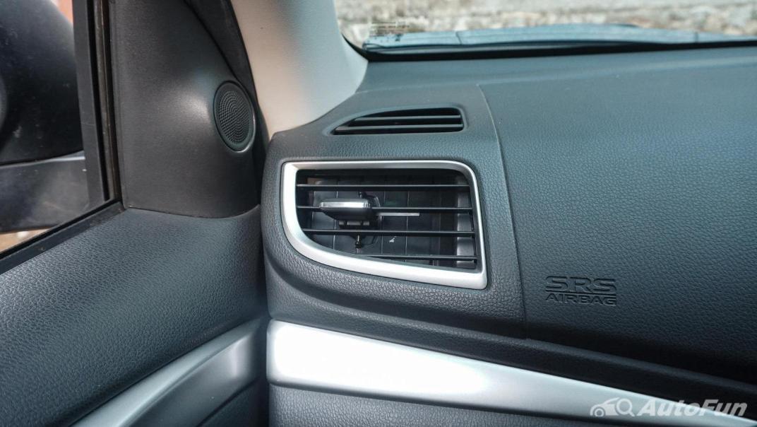 Mitsubishi Pajero Sport Dakar 4x4 AT Interior 043