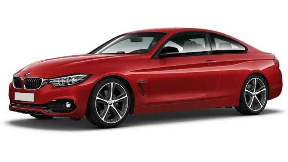 BMW 4 Series Coupe 2019 Others 004