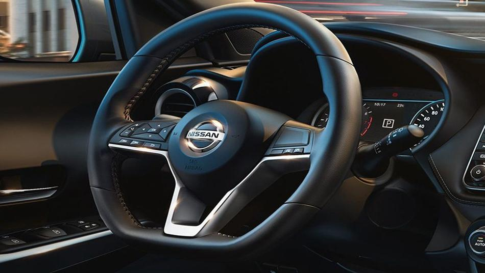 Nissan Kicks 2020 2019 Interior 001