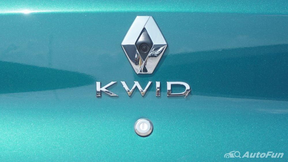 Renault Kwid 2019 Exterior 026