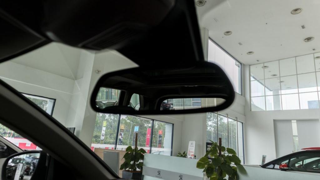Peugeot 5008 2019 Interior 034