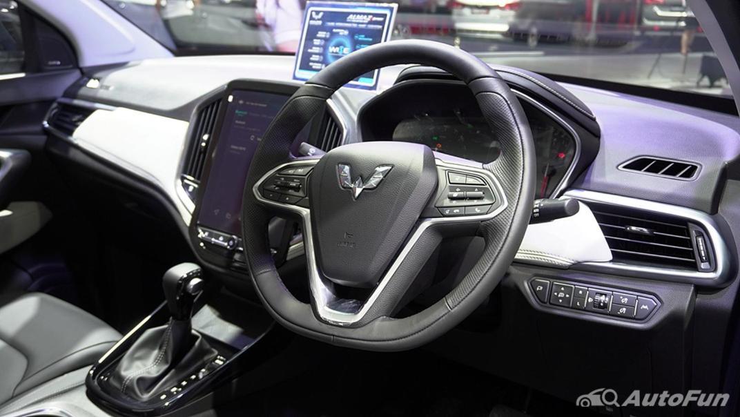 2021 Wuling Almaz RS Interior 016