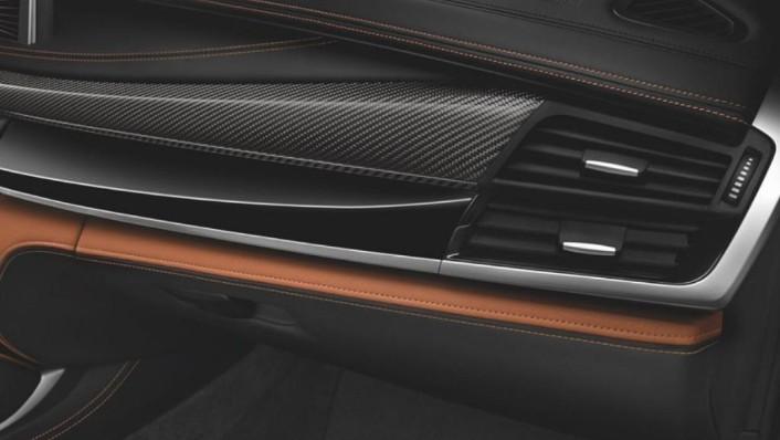 BMW X6 M 2019 Interior 004