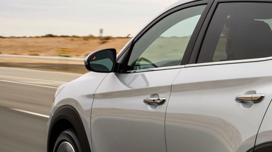 Hyundai Tucson 2019 Exterior 013