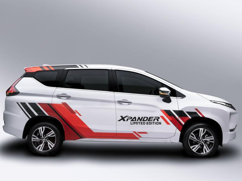 Dibandrol Sampai Rp390 Jutaan, Mitsubishi Xpander Limited Edition di Vietnam Dapat Apa Aja? 02