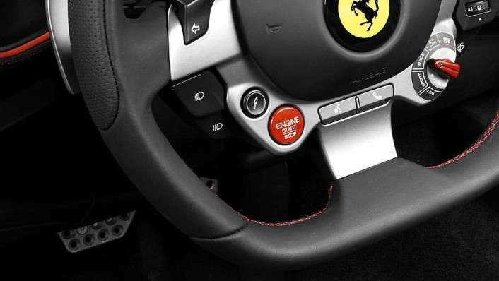 Ferrari 812 Superfast 2019 Interior 003