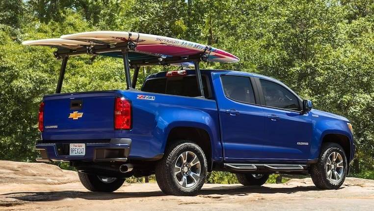 Chevrolet Colorado 2019 Exterior 010