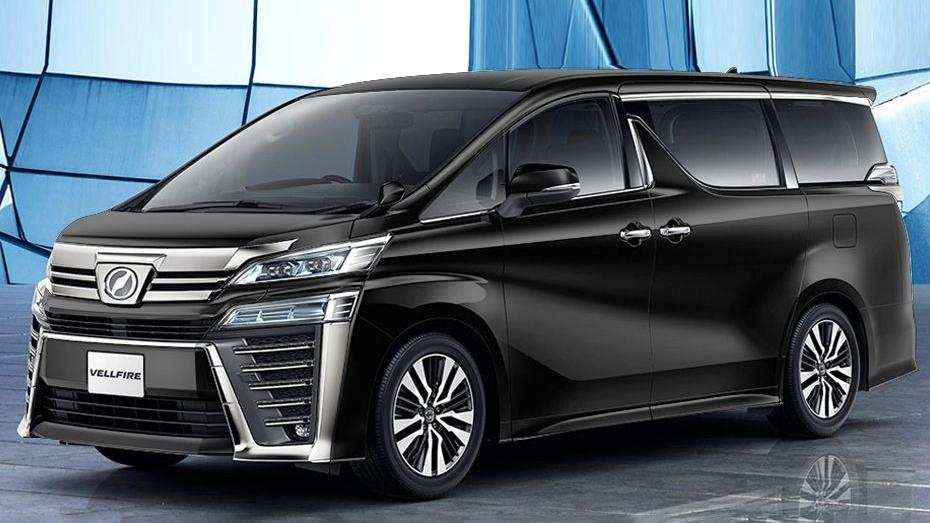 Toyota Vellfire 2019 Others 002