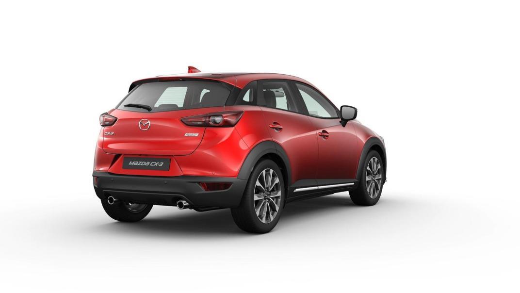 Mazda CX 3 2019 Exterior 012