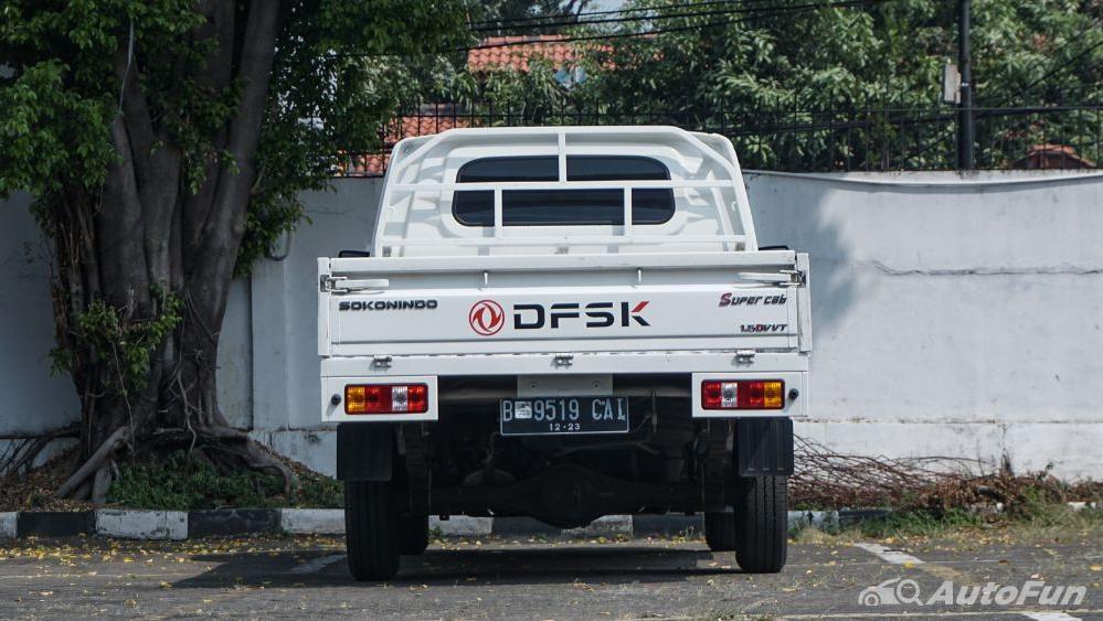 DFSK Super Cab 2019 Exterior 006