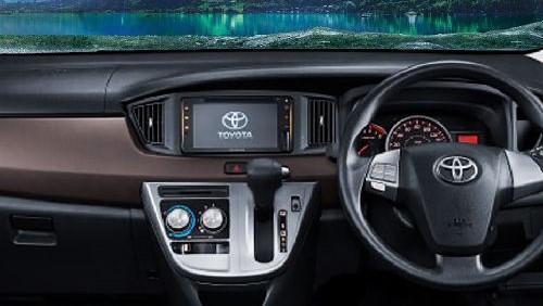 Toyota Calya 2019 Interior 002