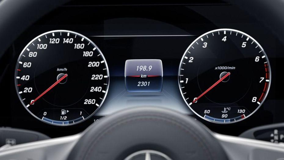 Mercedes-Benz S-Class 2019 Interior 002