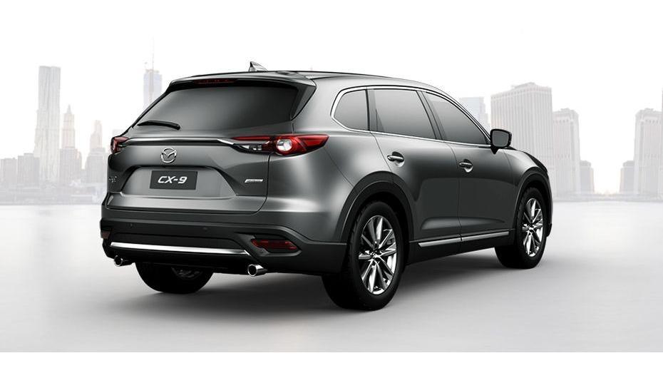 Mazda CX 9 2019 Exterior 016