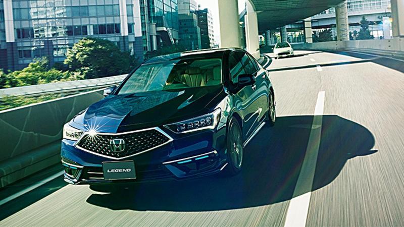 Kecanggihan Fitur Honda SENSING Elite Pada Honda Legend Hybrid, Apakah Bisa Dipakai Honda Accord? 02