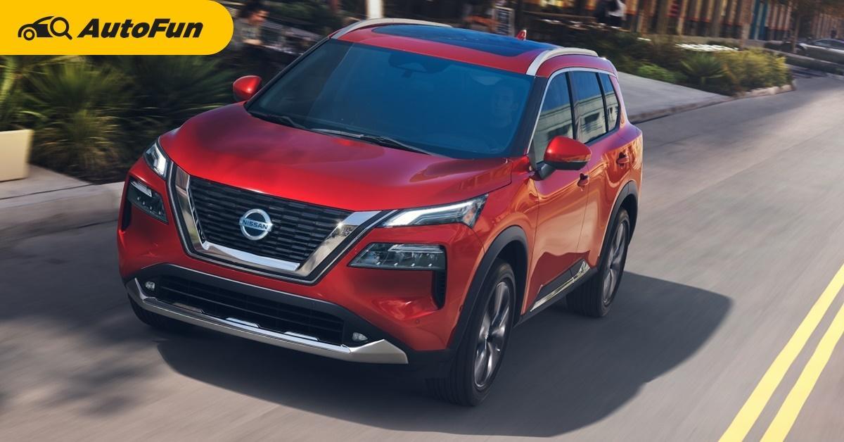 Nissan X-Trail Tak Hanya Bermesin 3 Silinder, Tapi Dengan Teknologi PHEV 01