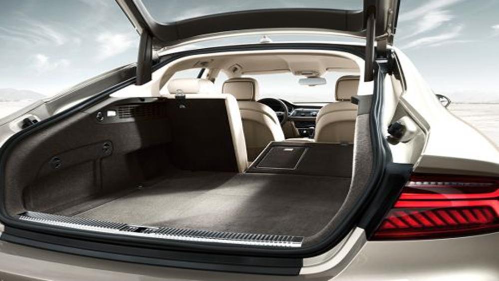 Audi A7 2019 Interior 013